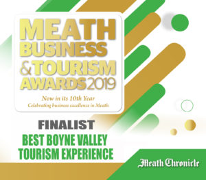 Meath Chronicle - County Meath Business & Tourism Awards Finalist 2019
